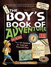 The Boy's Book of Adventure is a KID Must Read!