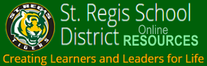 St. Regis School District Online Resources for Library Montana