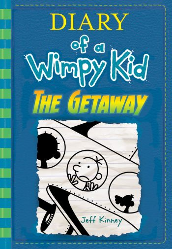 Diary of a Wimpy Kid #12 The Getaway is a Must Read !