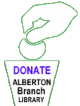 Donate to the Alberton Branch Library in Mineral County Montana today.