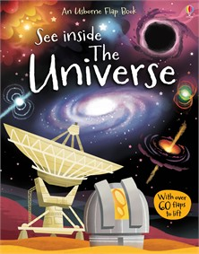 See Inside the Universe an Usborne Flap Book