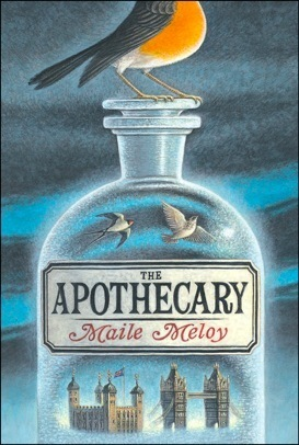The Apothecary is a Must Read at the Library here !